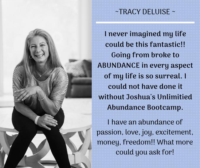 Tracy Testimony